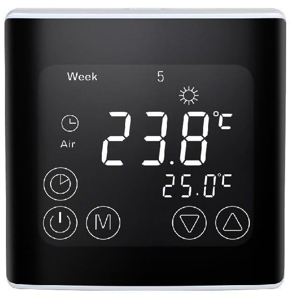 Терморегулятор или термостат для инфракрасного тёплого пола.