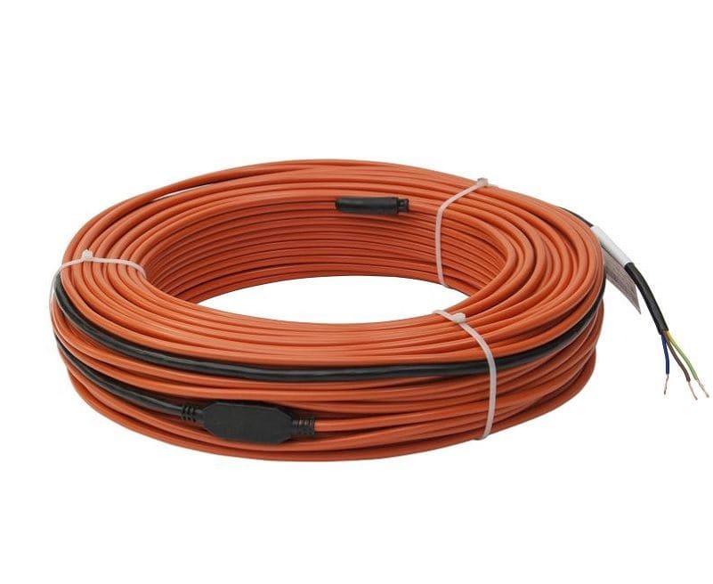 Электрический кабельный тёплый пол в мотке.