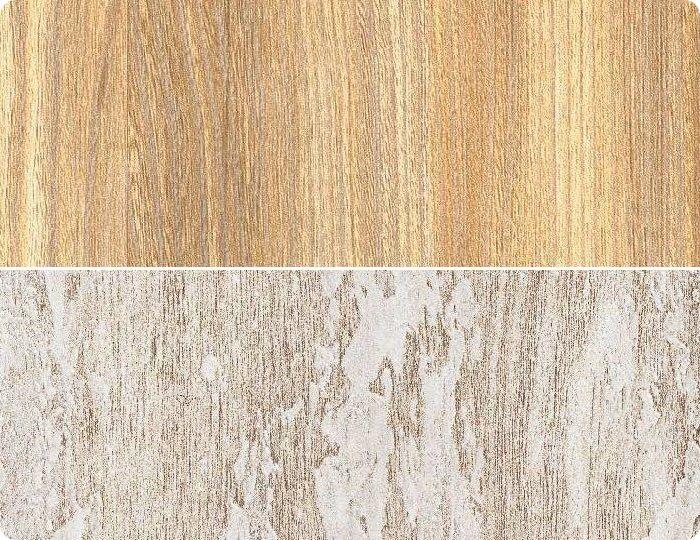 Панели могут иметь декоративное покрытие, которое не только придаёт им эстетичный вид, но и защищает от отрицательных факторов внешней среды.