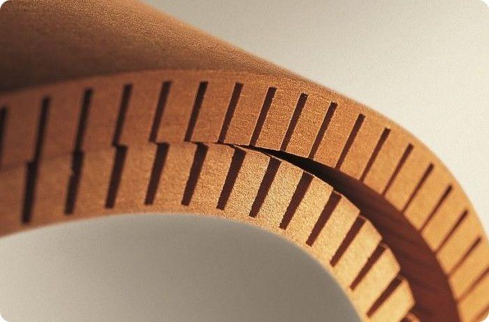 Гибкие панели МДФ обладают повышенной пластичностью для создания арочных конструкций и прочих конфигураций.