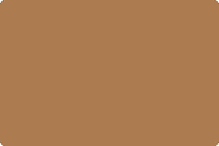 Светло-коричневый оттенок.