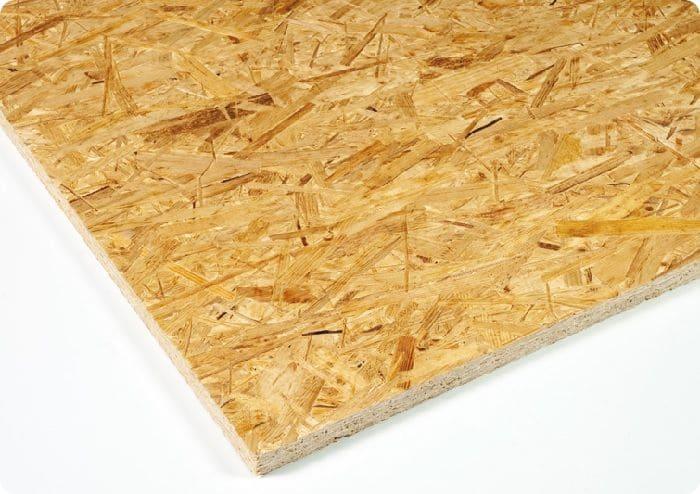 Древесностружечные плиты для утепления должны быть не тоньше 20 мм.