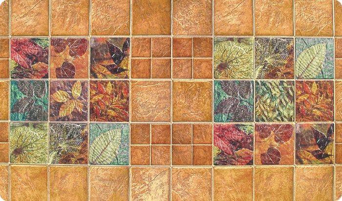 Лист имитируют по восприятию и фактуре поверхность природных материалов.