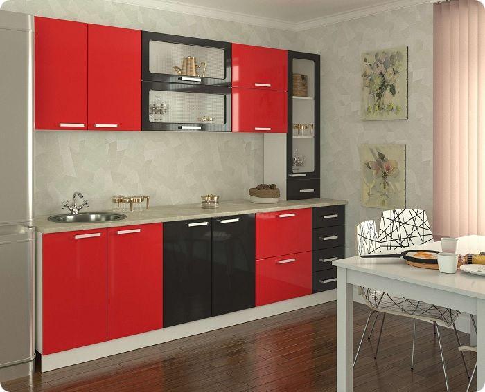 Выбирая цвет, учитывайте, что красный — это не только ярко-алые краски. Палитра его оттенков многогранна, поэтому подобрать желаемый тон не составит труда.