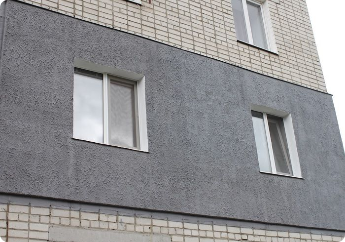 Утепление стен квартиры снаружи