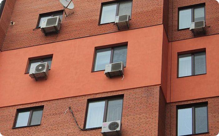 Утепление квартиры пенополистиролом снаружи.
