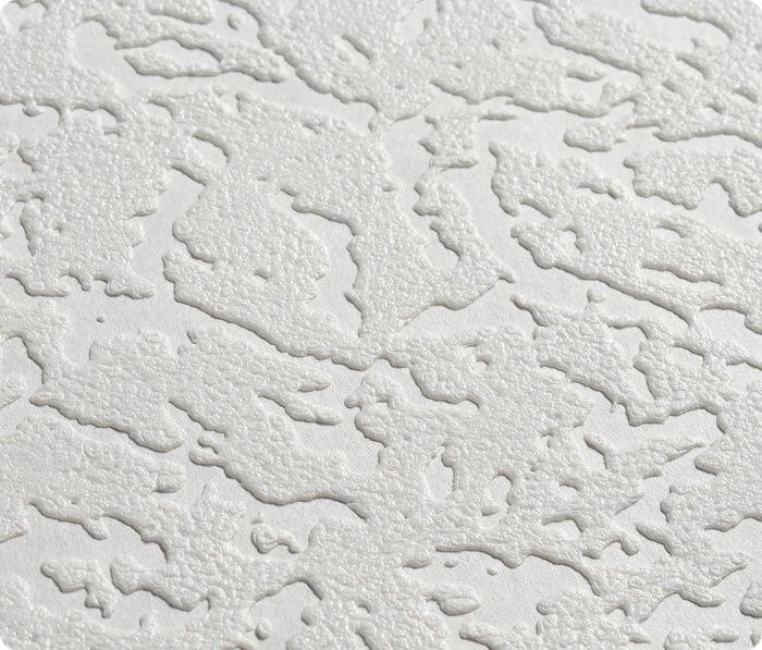 Виниловые обои на флизелиновой основе под покраску.