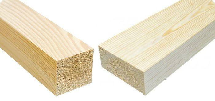 Основным элементом будет деревянный брус с минимальным сечением 40×40 см. Если в дальнейшем необходимо провести тепло- и звукоизоляцию, то следует использовать брус более толстого сечения, например 40х80 см.
