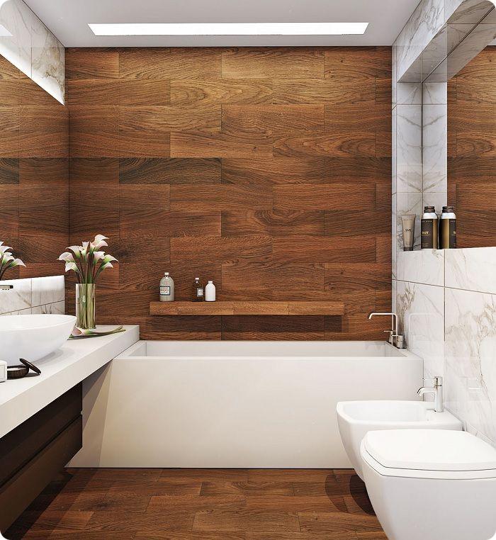 Тема экологической чистоты часто затрагивается в такой сфере, как дизайн интерьера жилых помещений, в том числе и санузлов.