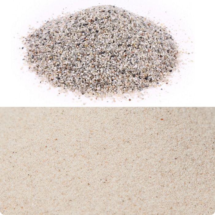 Единственный компонент, фигурирующий в каждом составе – кварцевый песок.